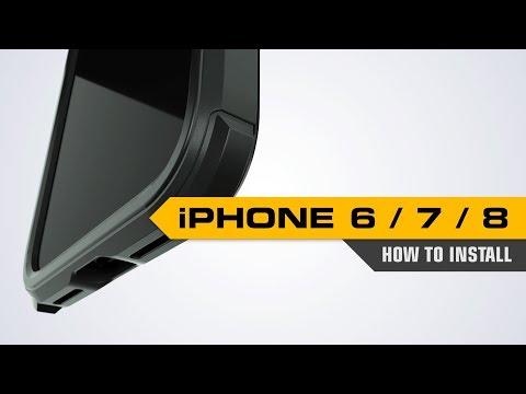 dbrand Grip Installation (iPhone 6 / 7 / 8)
