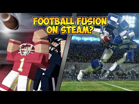 Football Fusion is on Steam? [Gridiron Funny Moments]