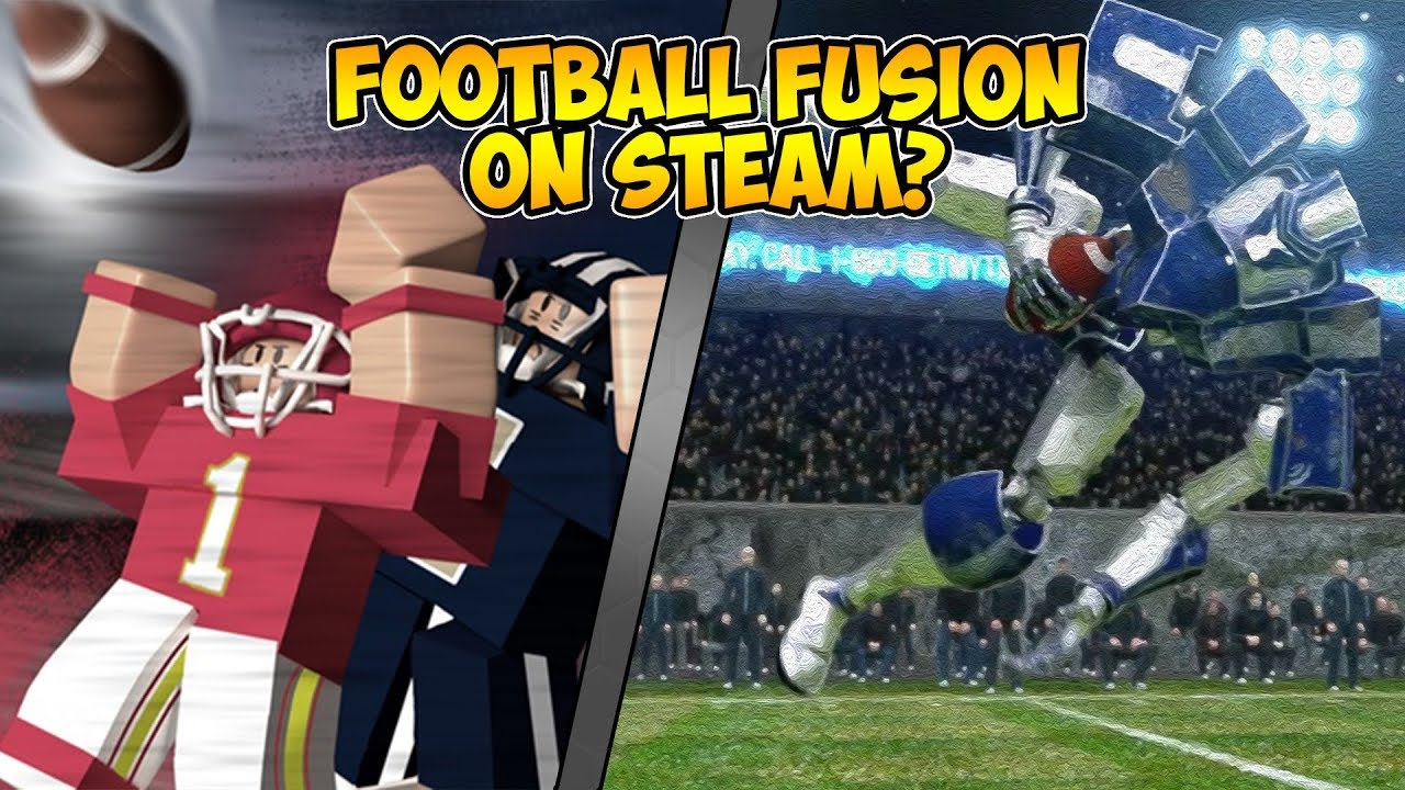 Football Fusion Is On Steam Gridiron Funny Moments Youtube