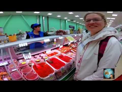 Цены - шок на Камчатке. Рынок Елизово