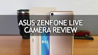ASUS Zenfone Live (ZB501KL) Camera Review with Samples