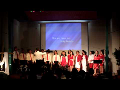 TCGSCH Easter Cantata 2011 - Messiah, King of Kings with Unchanging