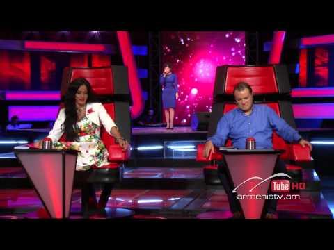 Hripsime Petrosyan,Թամամ աշխարհ  -- The Voice Of Armenia – The Blind Auditions – Season 3