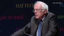 Bernie Sanders at Hay-on-Wye in Wales, UK [6/3/17]