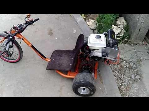 Gzk's motorized drift trike F.W.I 971