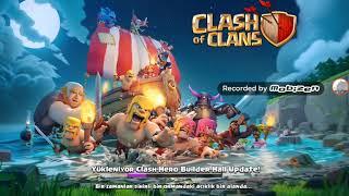 Clash of clans yeni sürüm hile Android ve İos