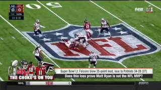 First Take   Does This Super Bowl Loss Prove Matt Ryan Is Not The NFL MVP   February 6, 2017