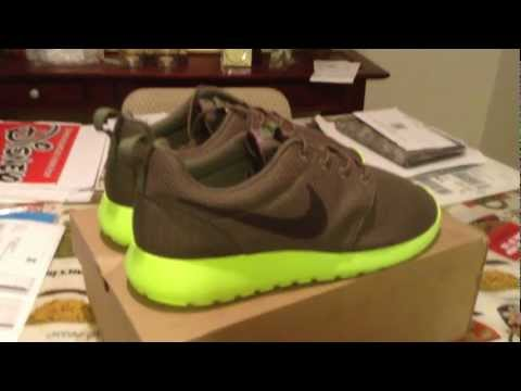 nike-roshe-run-tarp-green-shoe-look-and-mini-review!