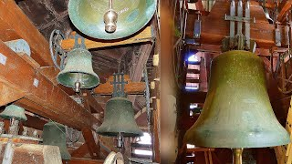 Freiburg (D - BW) Die Glocken des Münsters unserer lieben Frau