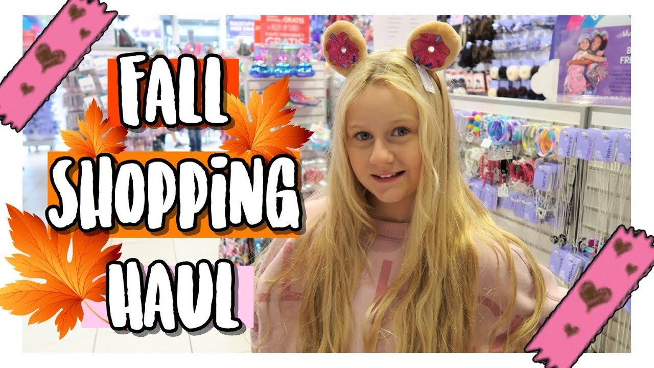 [VIDEO] - FALL OUTFIT SHOPPING 2018 Haul Herbst?MaVie Vlog 1