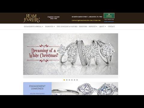 Ream Jewelers - REVIEWS - Lancaster (PA) Jewelry Store Reviews