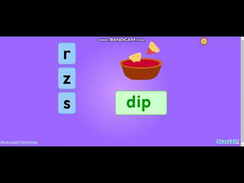 Ig Ip Word Family Short I Sound Starfall Games & Story | Word Families