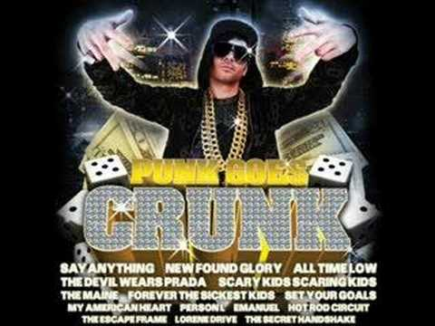 Punk Goes Crunk-All Time Low-Umbrella