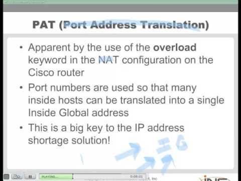 IPv4 Address Service