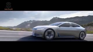 Новый электроседан BMW i4