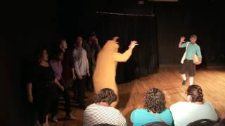 """""""Don't Stop Me""""-- A Cappella Sketch/Opening for Rumble's 'Showdown'"""