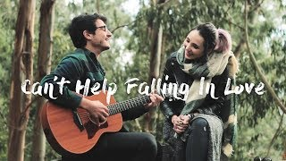 "Cláudia Pascoal & Tiago Silva "" Can't Help Falling in Love"" [cover]"