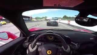 2015 Ferrari 458 Speciale - WR TV POV Track Test (Mid Ohio)