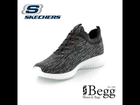 Details about Skechers Ultra Flex Bright Horizon Women's Fitness Shoes Air Cooled Bkgy