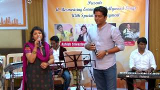Teri bindiya re by Ashok Gupta & Vinita Sawant at Jashn 4 (Season 2)