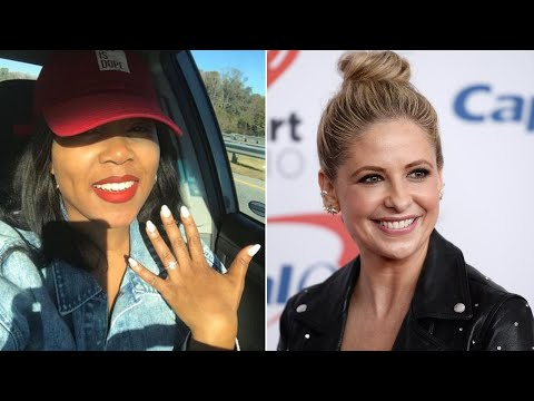 Woman Accidentally Texts Engagement Announcement to Sarah Michelle Gellar
