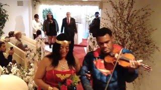 Fun Wedding Idea @ Plaza Hotel Wedding Chapel in Las Vegas