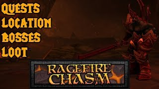 WoW Classic Ragefire Chasm Guide(Quests, Location, Bosses, Loot)