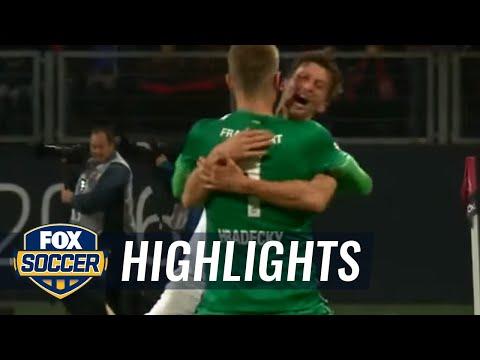 1. FC Nurnberg vs. Eintracht Frankfurt | 2015-16 Bundesliga Highlights