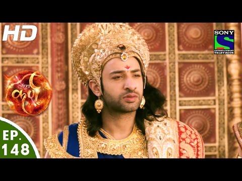 Suryaputra Karn - सूर्यपुत्र कर्ण - Episode 148 - 26th January, 2016