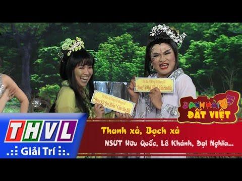 THVL | Danh hài đất Việt - Tập 49: Thanh xà, Bạch xà - NSƯT Hữu Quốc, Lê Khánh, Đại Nghĩa...