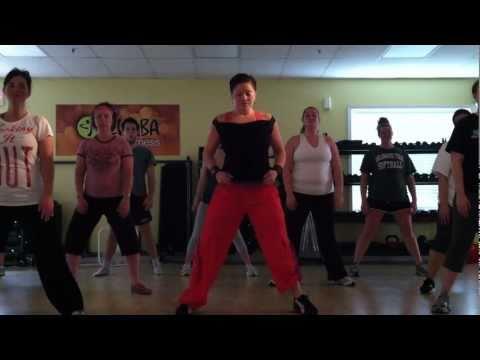 Zumba Fitness - Jennifer Lopez feat Pitbull, On The Floor
