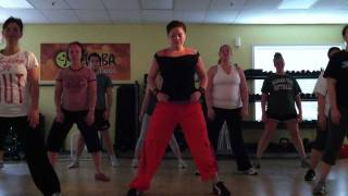 Zumba Fitness - Jennifer Lopez feat Pitbull, On The Floor