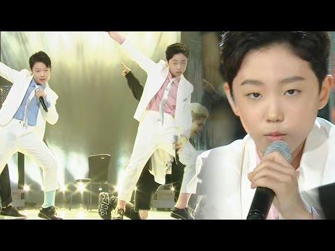 보이프렌드,-역사가-될-미소년-신사들-'swing-baby'-|《kpop-star-6》-k팝스타6-ep40