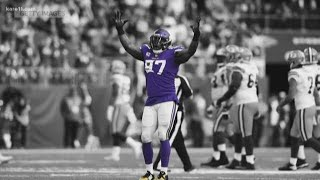Support pours in for Vikings' Everson Griffen