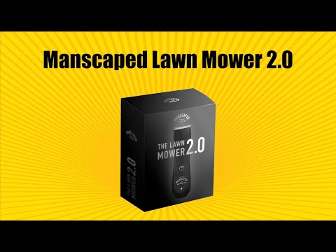 Manscaped Lawn Mower 2.0 Review
