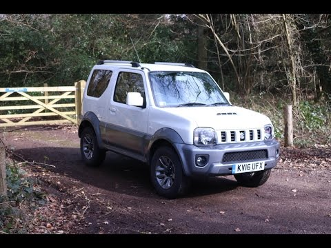 suzuki jimny review youtube. Black Bedroom Furniture Sets. Home Design Ideas
