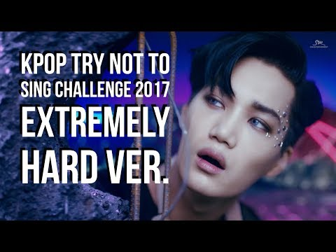 KPOP TRY NOT TO SING CHALLENGE 2017 ( 101% LOSE )