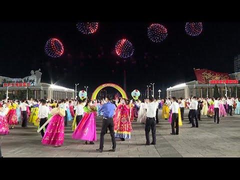 شاهد: احتفالات مسائية بميلاد كيم إيل سونغ في كوريا الشمالية…  - نشر قبل 10 ساعة