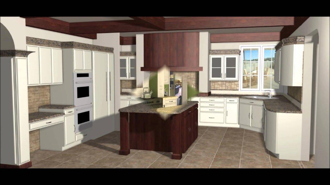 Kitchen Design Ideas From ArtICAD - YouTube