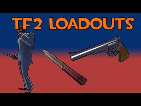 TF2 Loadouts: Special Stock Spy