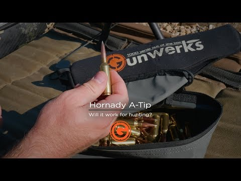 Hornady A-TIP Bullet Test - Will They Work For Hunting?