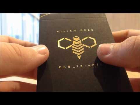 Обзор Колоды KILLER BEES (Пчёлы Убийцы) от Ellusionist