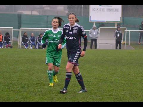D1 Féminine - ASSE-OL : 0-6 Et PSG-Soyaux : 6-0, Matches En Retard De La 9ème Journée