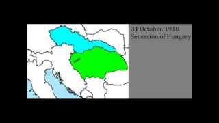 Partition of Austria-Hungary