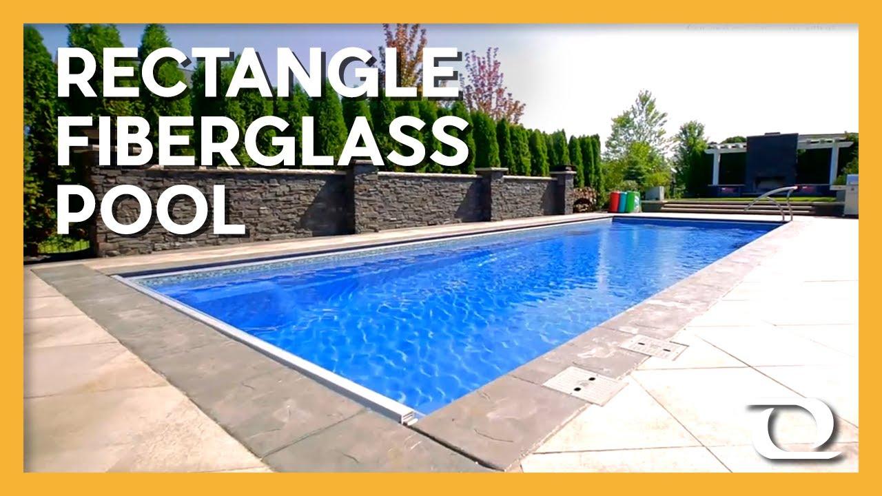 Thursday Pools | Goliath (Maya) Fiberglass Pool Design