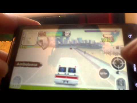 Gangstar Cool Android Game Free Full Version GTA On HTC Desire HD Android 2.2 Froyo
