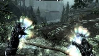 Skyrim, хроники Валькирии: день 11 - Прокачка изменения