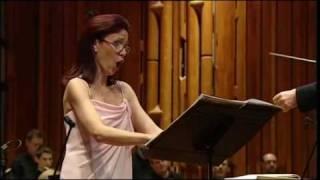 Sara Mingardo - But Who May Abide