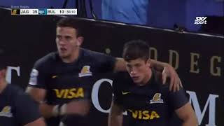 ROUND 14 HIGHLIGHTS: Jaguares v Bulls - 2018