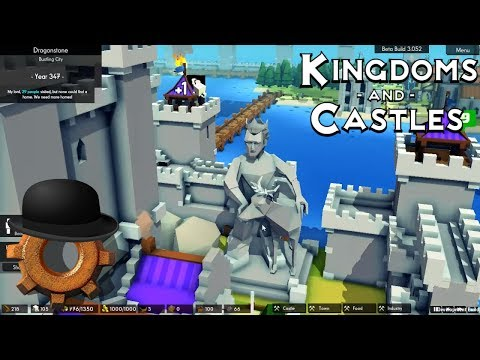 Kingdoms And Castles Ep#22: Many-Pronged Attack